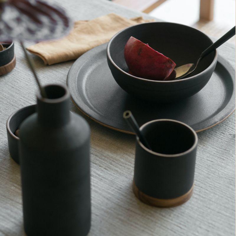 Dewa Ceramic Tumbler - Dark Ash image