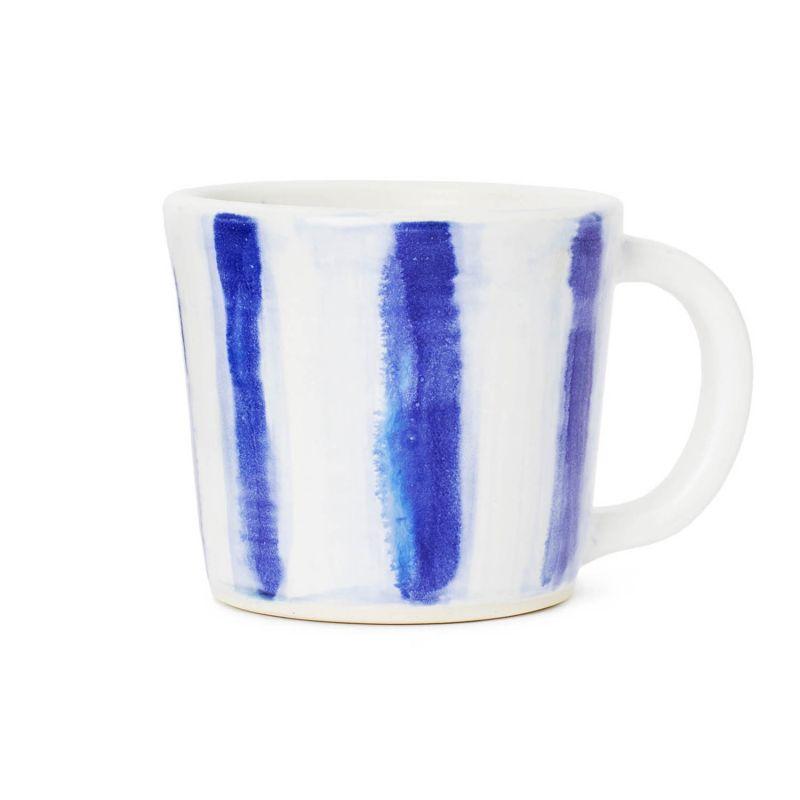 Striped Drink It In Mug image