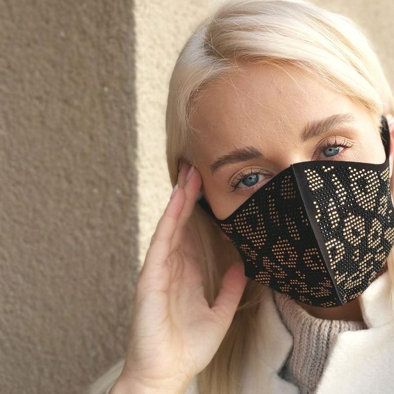 Stylish Face Mask Set image