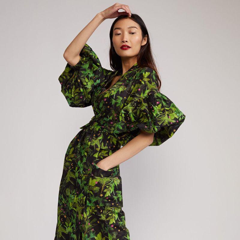 Amira Robe Dress image