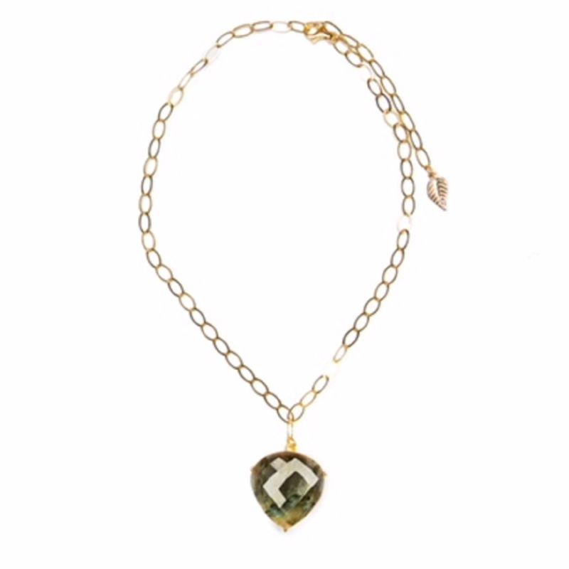 Labradorite Necklace image