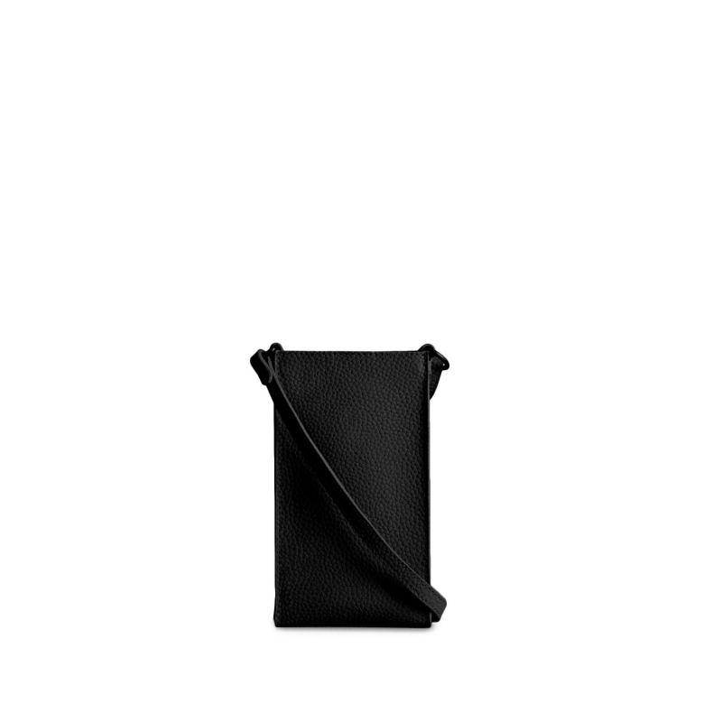 Montague Phone Crossbody in Black Onyx image