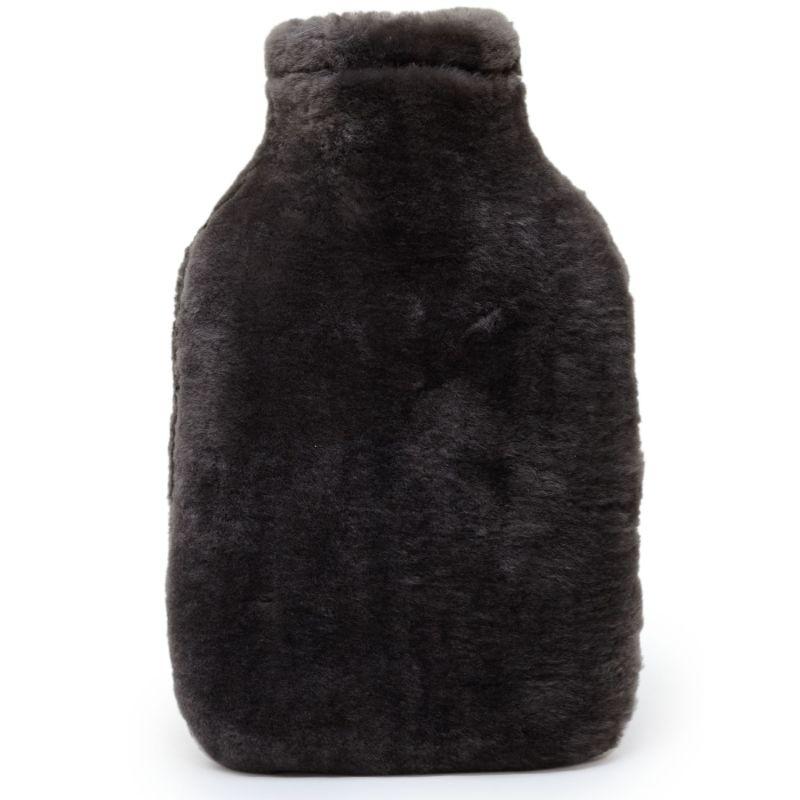 Dark Grey Hot Water Bottle image