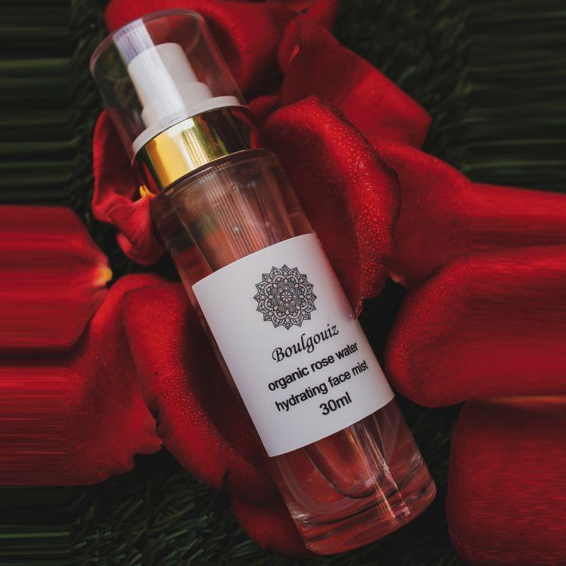 Organic Rose Water 50ml image