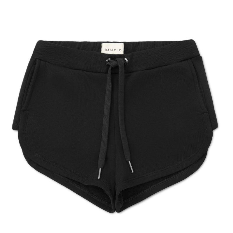 Short Sweatpants Black image