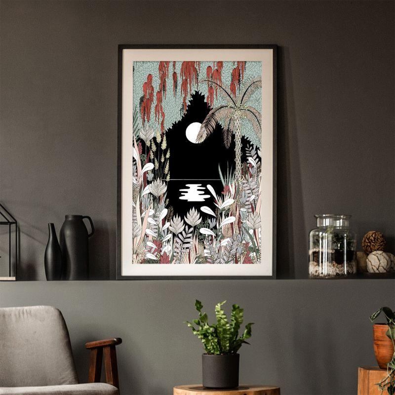 Moonlight - Signed Art Print image