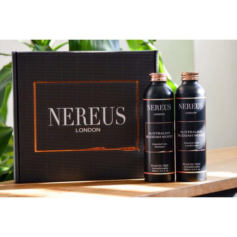 Natural Organic Shampoo & Conditioner Set image