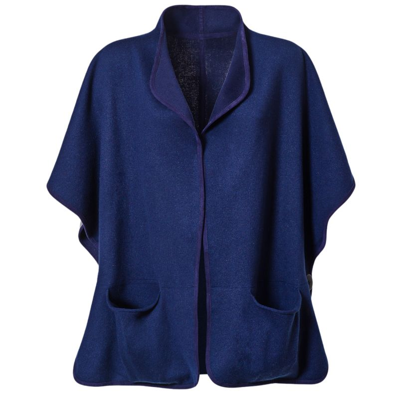 Cashmere Merino Silk and Cotton Short Coat image
