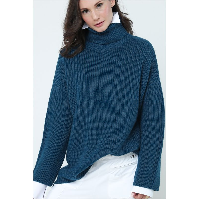 Bernice Knit - Sapphire Blue image
