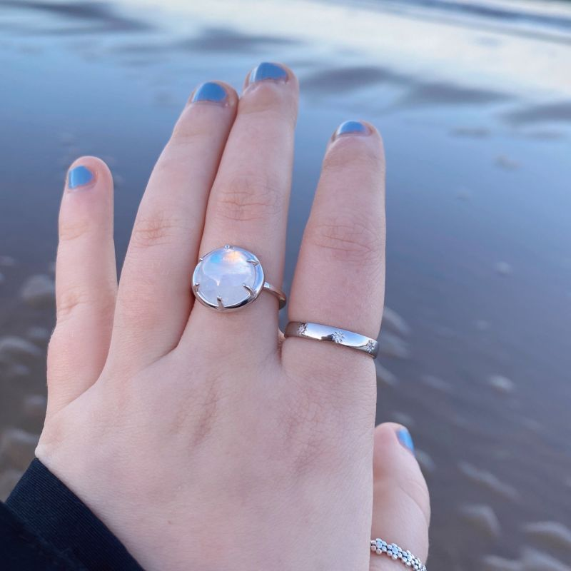 Astra Ring In Silver image