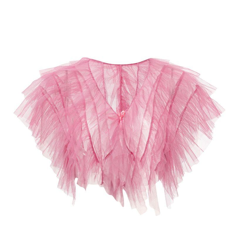 Tulle Bolero Flamingo Pink image