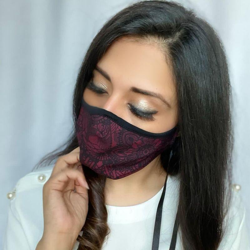 Ribbon Tie 3 Masks - Pack 4 image