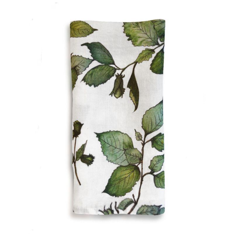 Cobnut Linen Napkin image