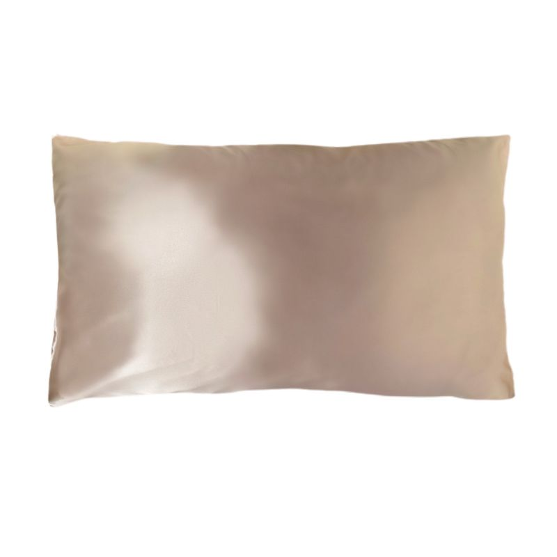 King Organic Silk Pillowcase - Champagne image