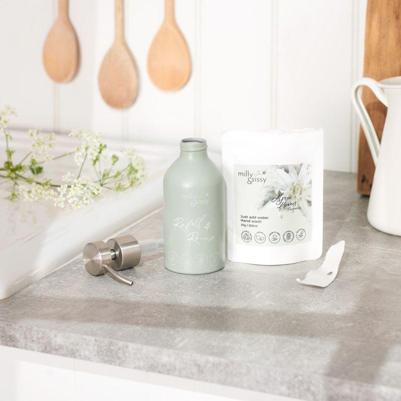 Zero Waste Hand Wash Set image