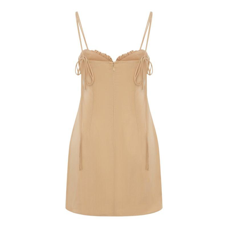 Amara Dress - Cream image
