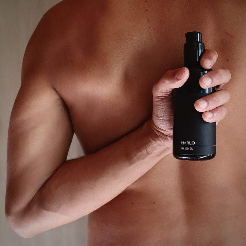 The Body Oil image