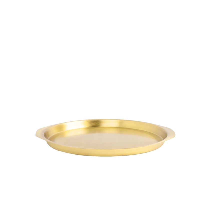 Sama Brass Tray, Medium image