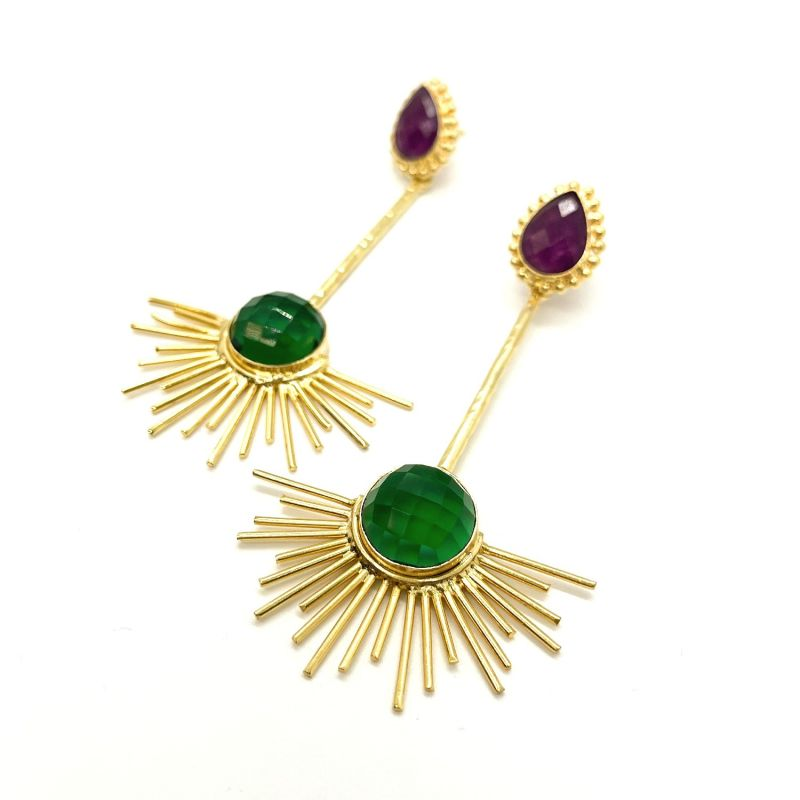 Clematis Earring image