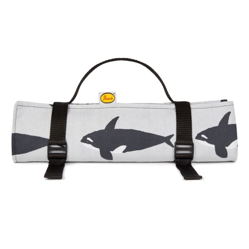 Orca Picnic Blanket image