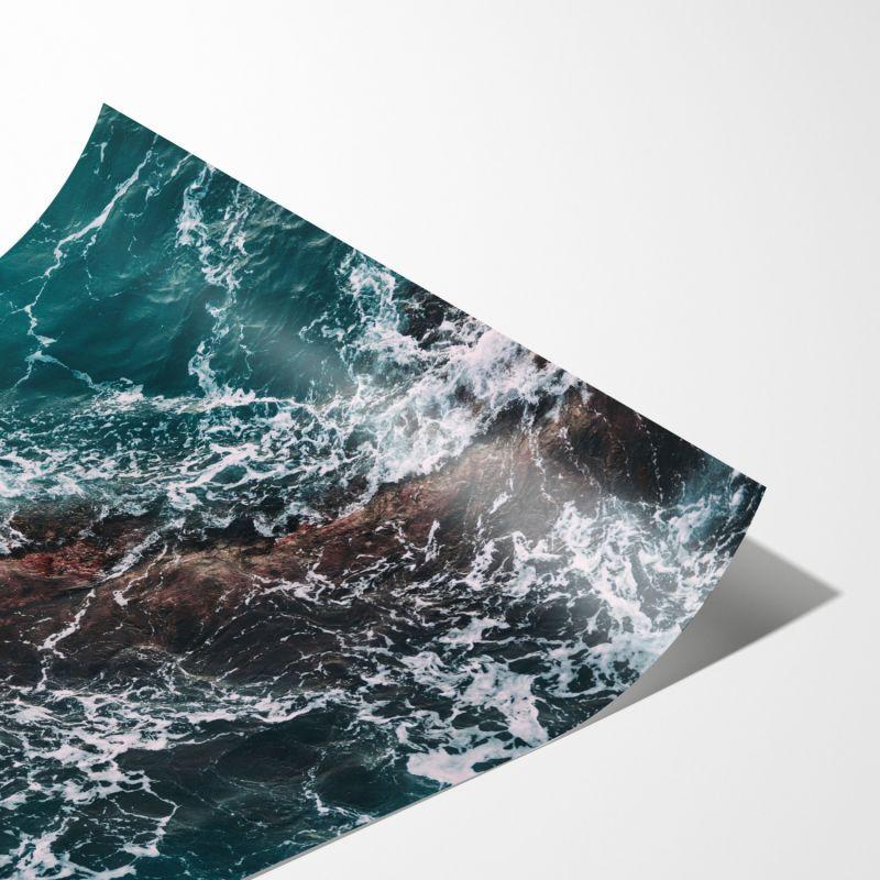 Sea Thought Print - A2 image