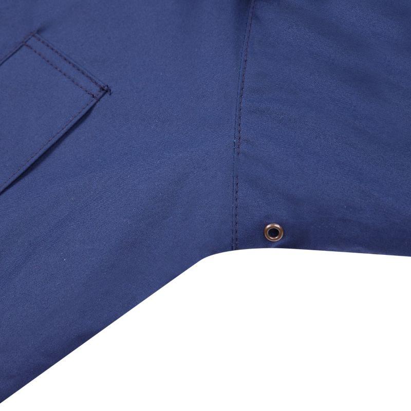 Trinity Wax Jacket - Navy image