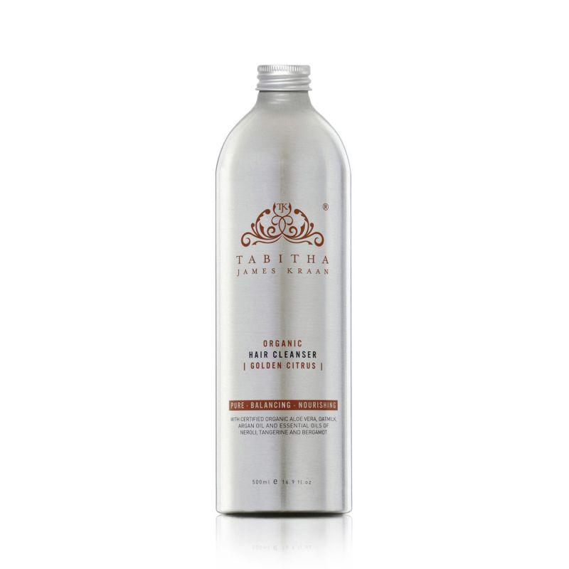 Refill Size Organic Hair Cleanser - Golden Citrus - 500ml image