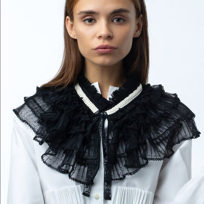 Katlin Oversized Collar image