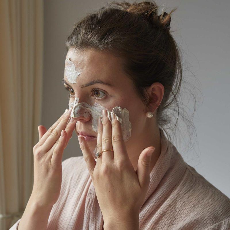 Clarifying Face Mask With Olive Powder 60Ml image
