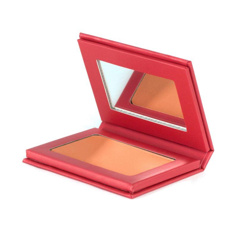 Bold Blush I Apricot Orange image