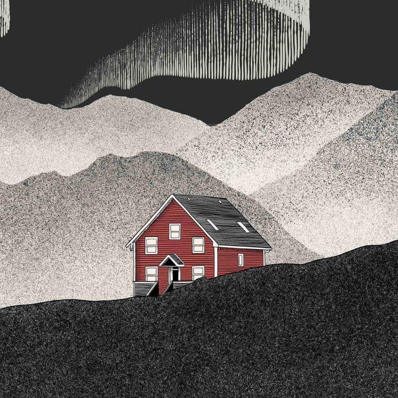 The Cabin - Fine Art Print image