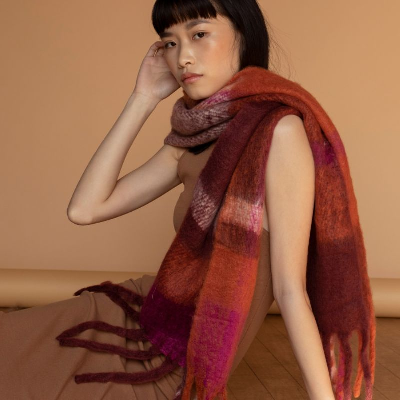 The Stockholm Scarf In Autumnal Falls image
