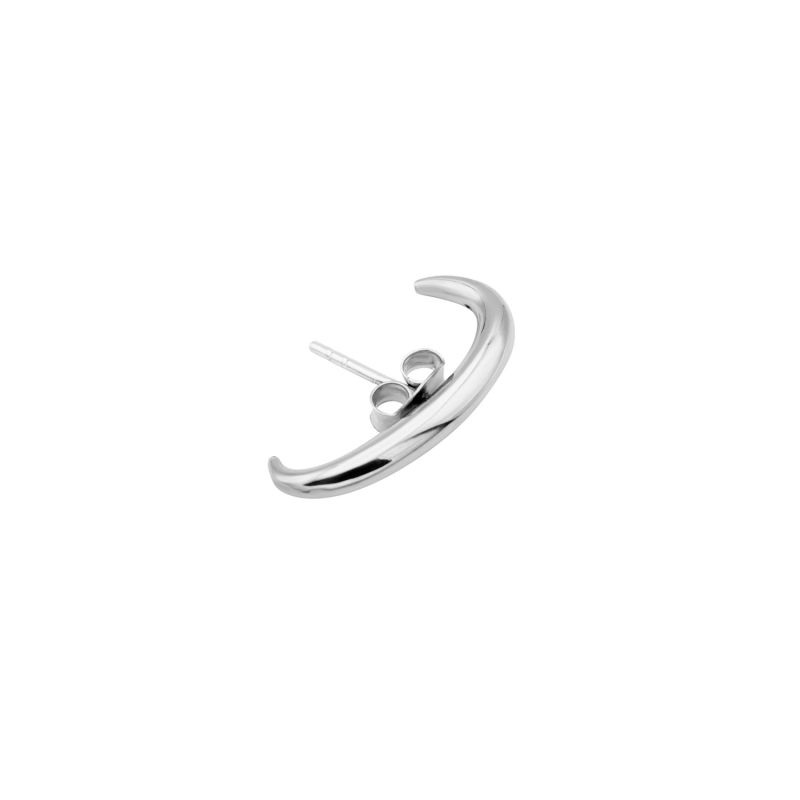 Vintage Cuff Earring No.2 Silver image