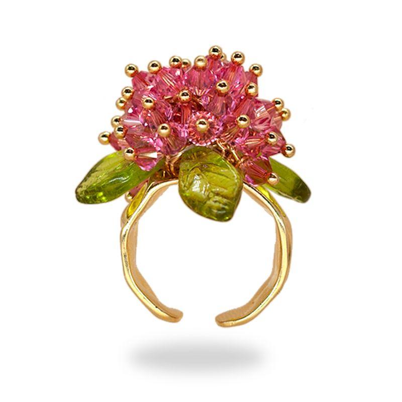 Lady Lotus Ring image