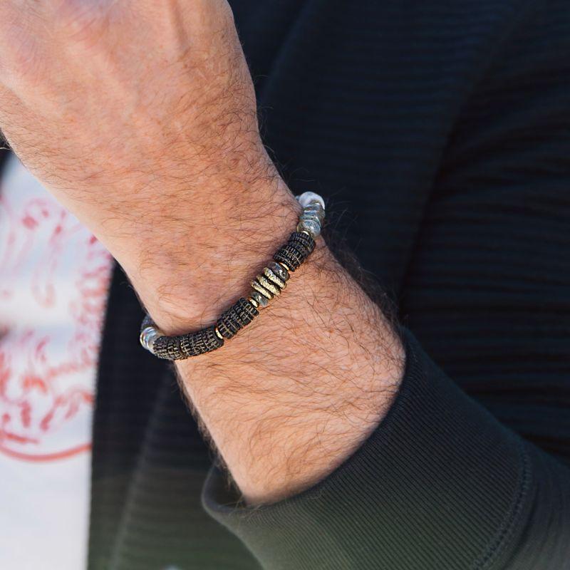 Labradorite Balsam Bracelet image