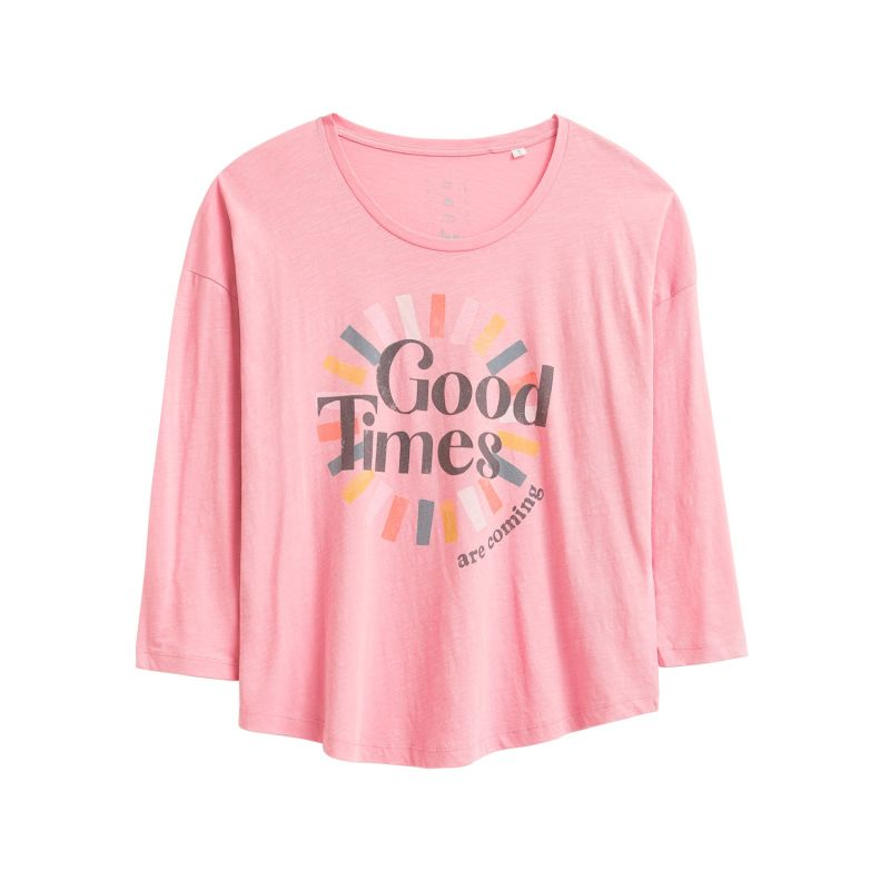 Good Times Sustainable Long Sleeve T-Shirt image