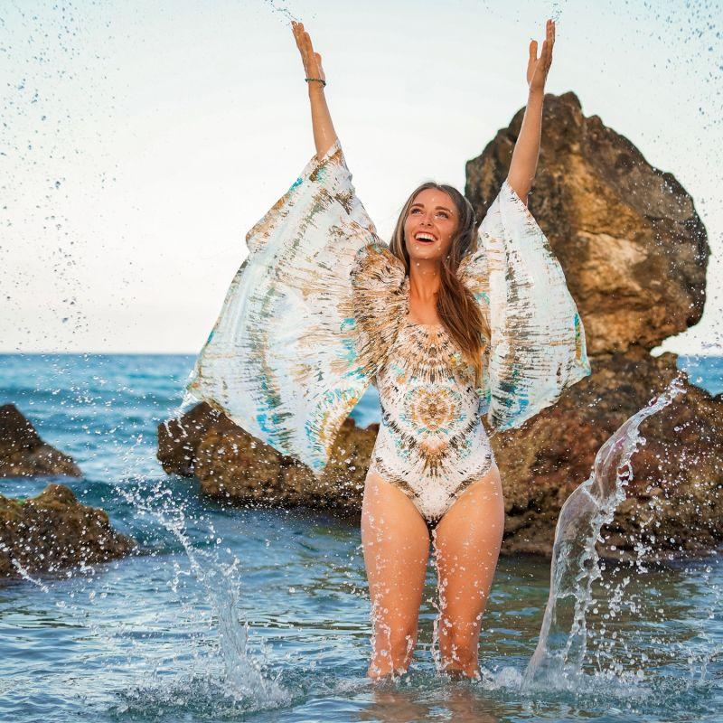 Strapless Swimsuit Duna image