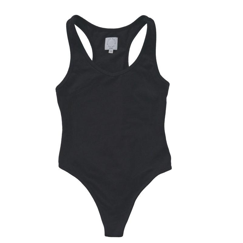 Bodysuit 002 - Black image