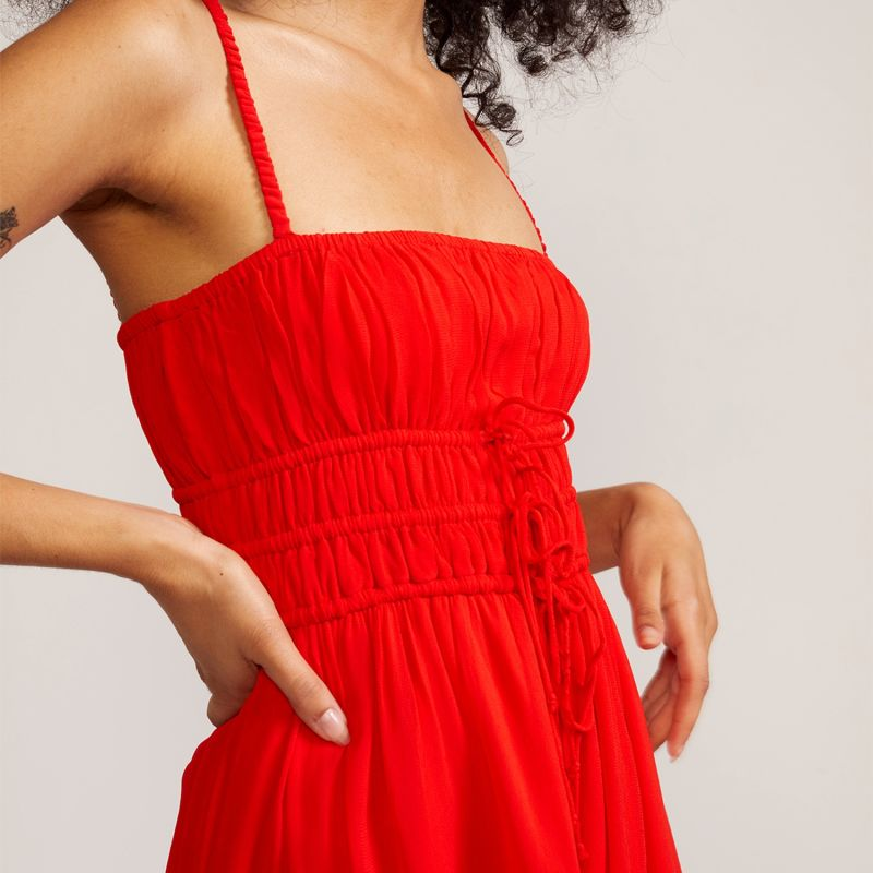 Red Mimi Dress image