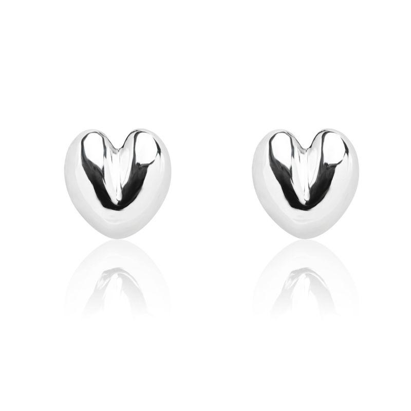 Silver Xilo Earrings image