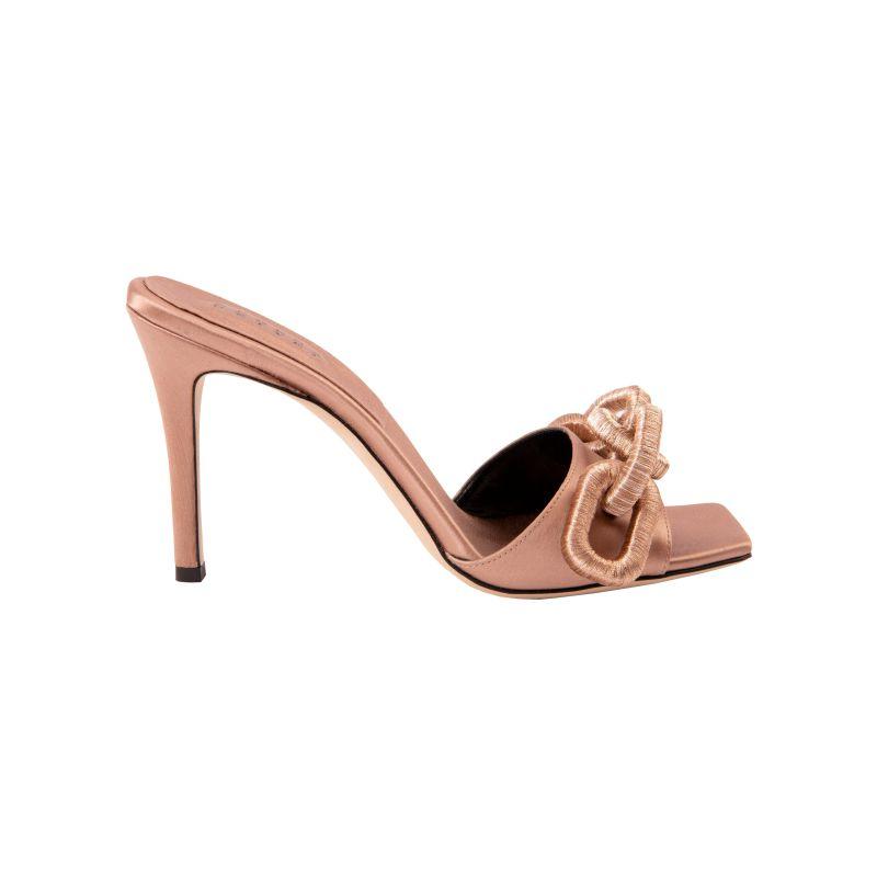 Catena Blush High Heel Sandal image