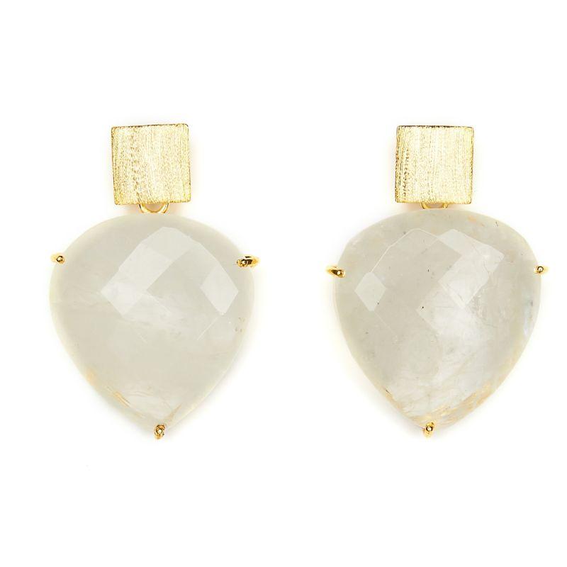 Moonstone Earrings image