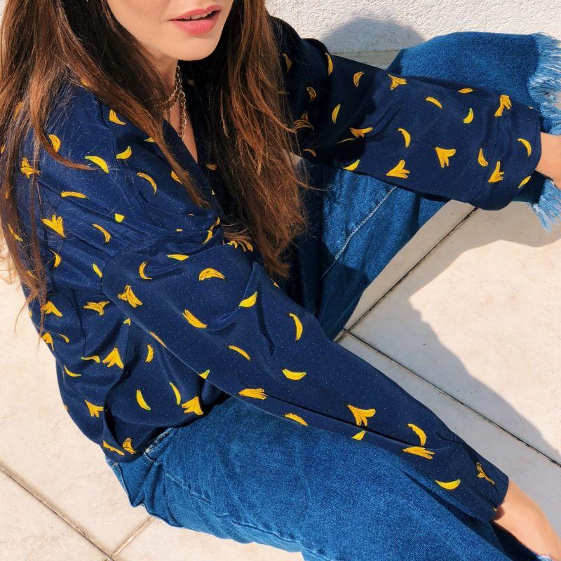 Relax Banana Shirt image