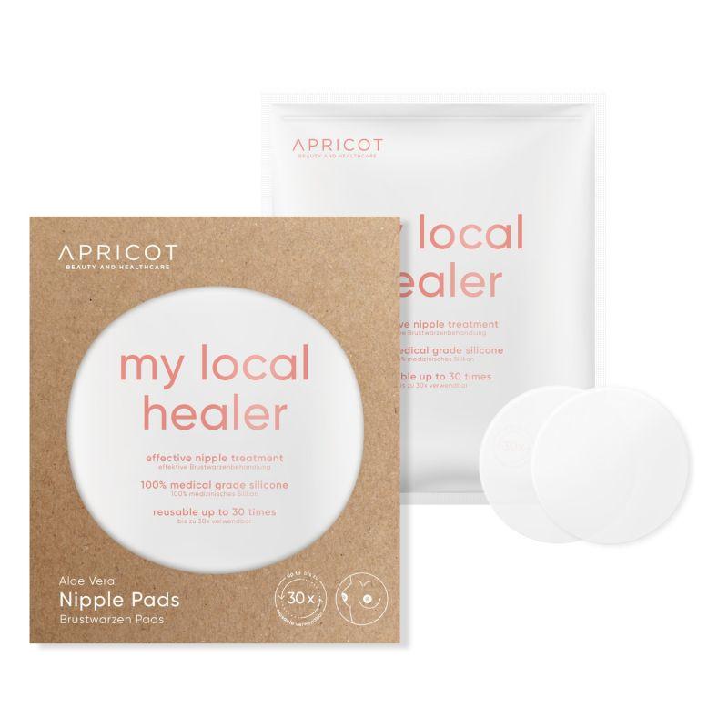 Nipple Pads With Aloe Vera - My Local Healer - 30 Treatments image
