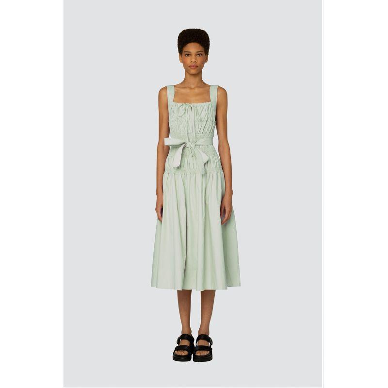 Juno dress in mint image