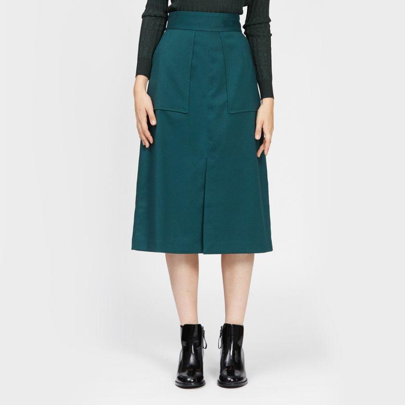 Moena Skirt - Dark Green image