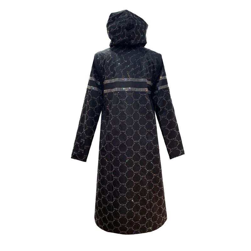 Diamond (Rain) Coat/Vest Black image