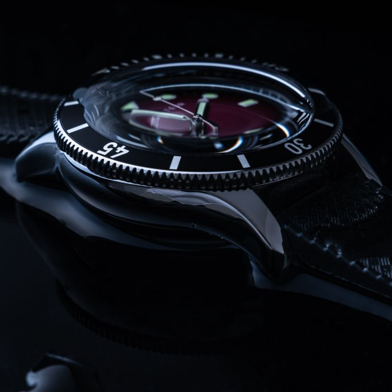 Verne Nautilus Red - Beads of Rice Bracelet image