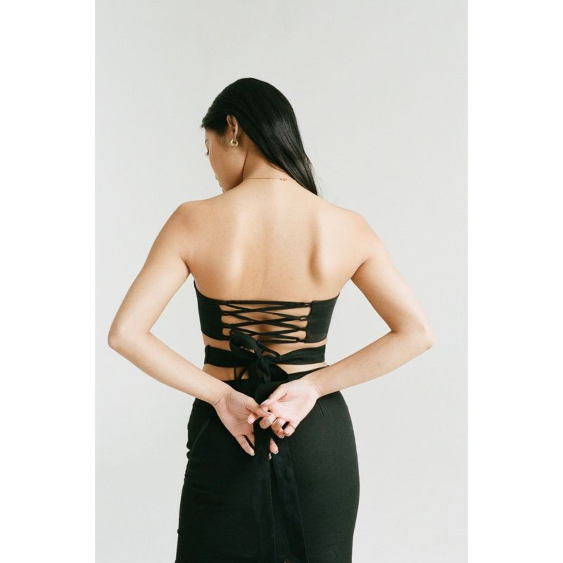 Sade Skirt - Black image