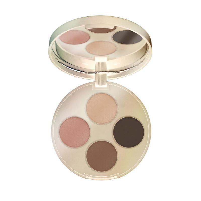 Inika Organic Eyeshadow - Quad Desert image